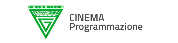 Programmazione cinema